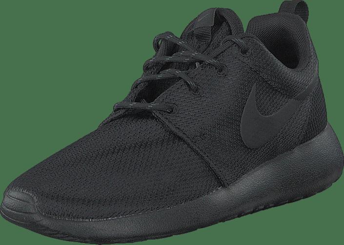 5d33f715146cc Buy Nike Wmns Nike Roshe One Black Black-Anthracite black Shoes ...