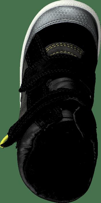 Ecco - ECCO BIOM LITE INFANTS BOOT BUFFED SILVER/BLACK
