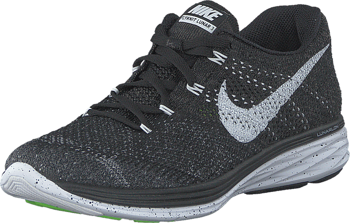info for 625e3 c0e5a Nike - Wmns Nike Flyknit Lunar3 BlackWhite-Mdnght Fog-Wlf Gry