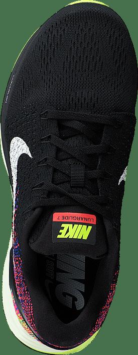 official photos 08a14 9aa3a Nike - Nike Lunarglide 7 Black Sail-Bright Crimson-Volt