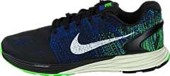 check out 8cd38 63cc0 Nike - Nike Lunarglide 7 Black Sail-Racer Blue-Vltg Grn