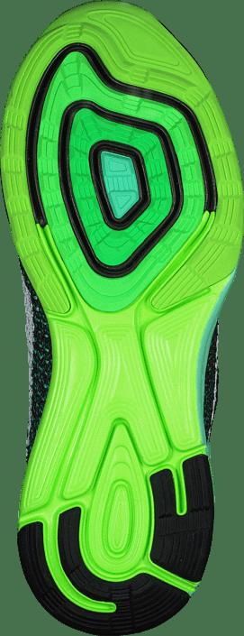 the latest 99ab9 eb989 Nike - Wmns Nike Lunarglide 7 Sequoia White-Green Glow