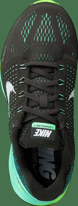 the latest 6c932 820c6 Nike - Wmns Nike Lunarglide 7 Sequoia White-Green Glow