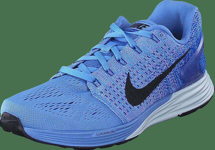 detailed look cf396 3da86 Nike - WMNS NIKE LUNARGLIDE 7 Chalk Blue Black