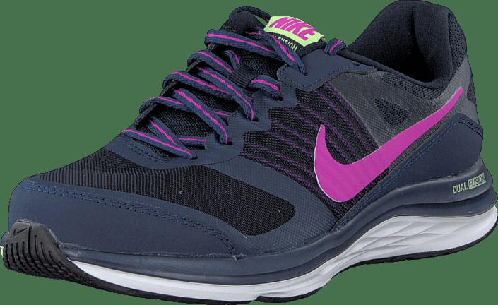 Nike X Obsdn Wmns Gh Flsh Dual Fusion Nvyfchs Drk Mid OXn08wPk