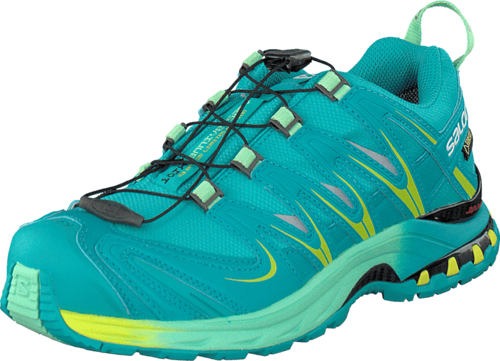 d73dc0375769 Buy Salomon XA PRO 3D GTX® W 10-YR LTD Real Blue  Lucite Green ...