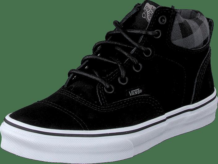 d2e455bde7 Buy Vans Era Hi MTE (MTE) nubuck black black Shoes Online