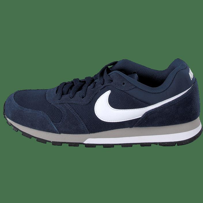 Nike MD Runner 2 Midnight NavyWhite Wolf Grey