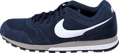 Nike MD Runner 2 Midnight Navy/White-Wolf Grey