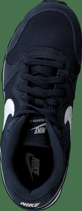 Nike MD Runner 2 Midnight Navy/White-Wolf Grey