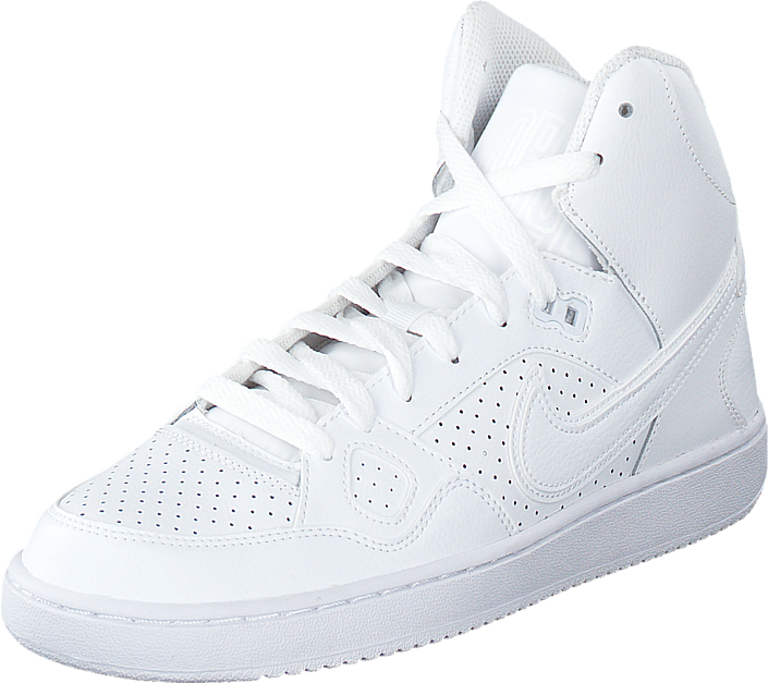 official photos 654e8 18744 Nike - Son Of Force Mid (GS) White