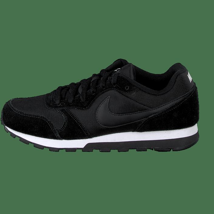 best service 5c243 716a2 Buy Nike Wmns Nike Md Runner 2 Black black Shoes Online   FOOTWAY.co.uk