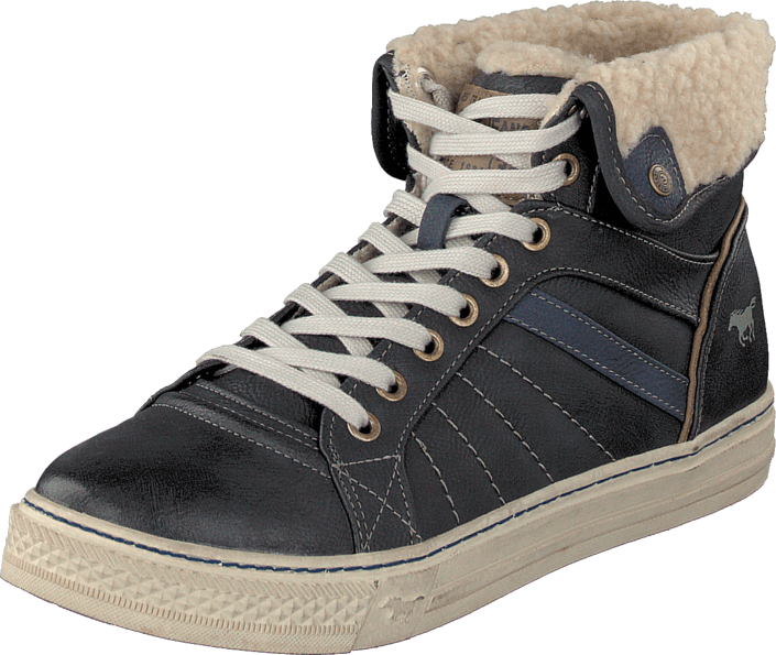 4081602 M High Top Sneakers Graphite