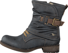 5026607 Junior Bootie Graphite