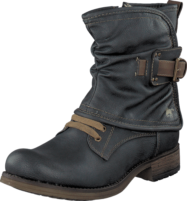 Mustang - 5026607 Youth Bootie Graphite