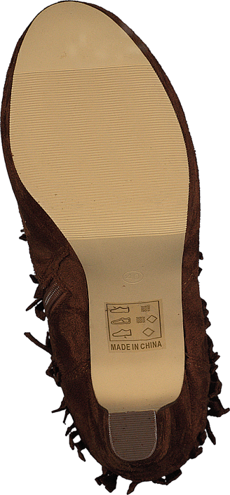 Duffy Kjøp Brune Sko Highboots 00208 Cognac 97 Online Axfqd