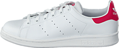 Stan Smith J Ftwr White/Bold Pink