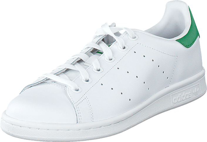 detailed look 5901c c72e8 adidas Originals - Stan Smith J Ftwr White Green