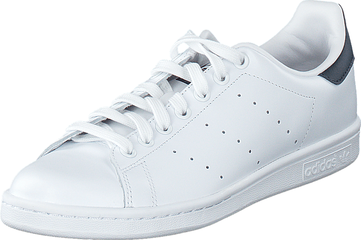 Smith Originals Stan Sneakers new Hvide Online Navy Sportsko Sko Og 01 White Running Køb Adidas 53219 qtgw55