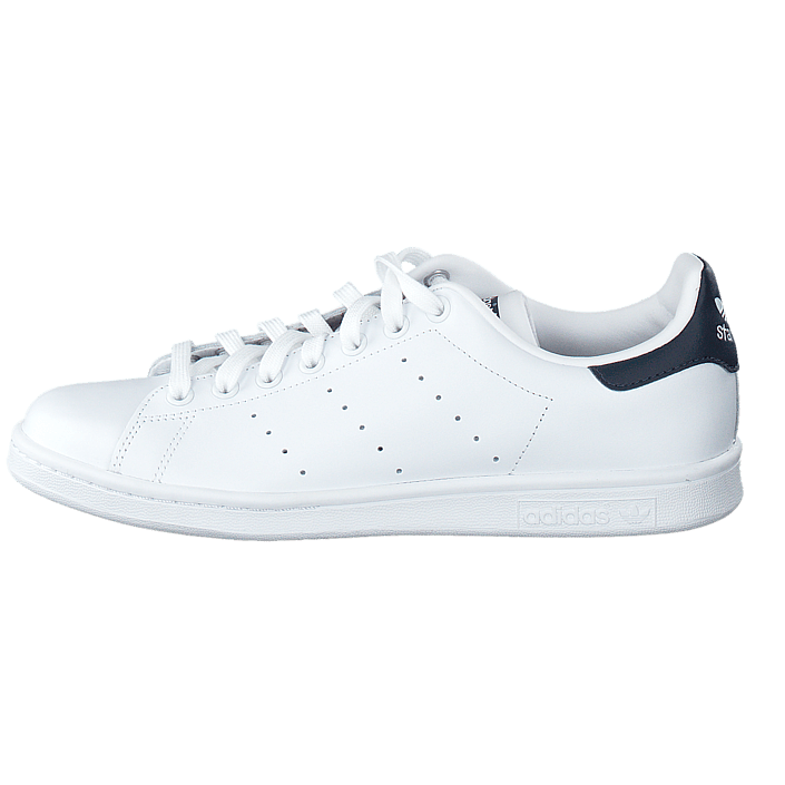 White Køb Smith Og Sneakers Stan Sko new 01 Navy Running Online Hvide Adidas 53219 Sportsko Originals tqxqrw7X4