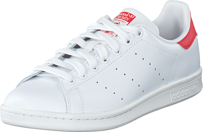 best service 4b7de c133e adidas Originals - Stan Smith Running White Collegiate Red