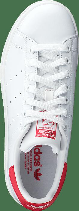 Stan Smith Running White/Collegiate Red