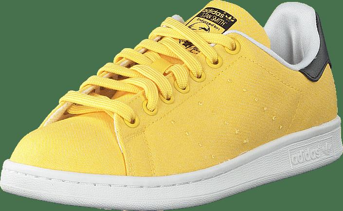 Spring Stan Originals White Yellowvintage Witte Smith Adidas Koop vNw80nm