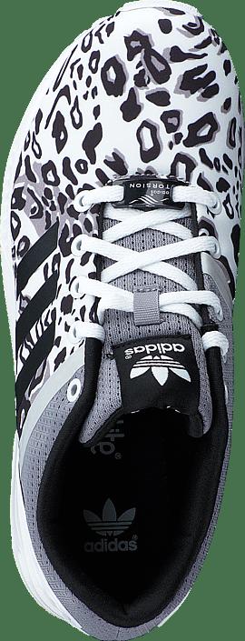 9c91992acc709 Buy adidas Originals Zx Flux Split K Light Onix Core Black White ...