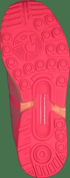 adidas Originals - Zx Flux Split K Sun Glow/Flash Red S15