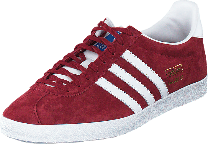 huge selection of 528d2 9fa81 adidas Originals - Gazelle Og Collegiate BurgundyFtwr White