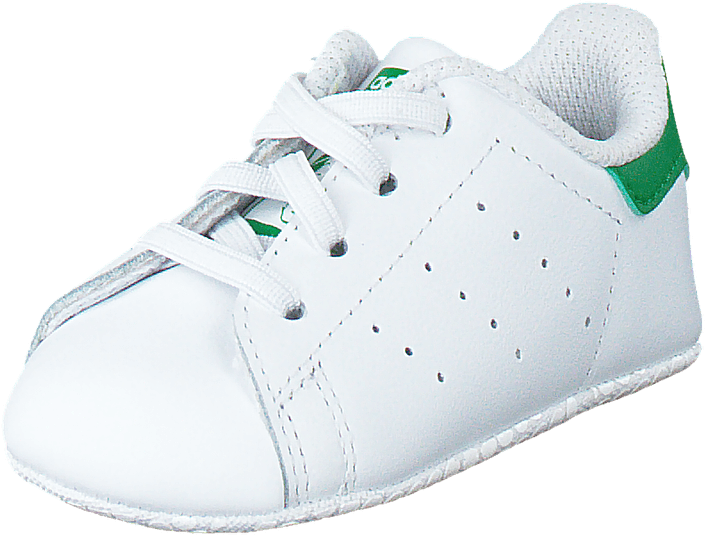 on sale 1835e 9f80d Stan Smith Crib Ftwr White/Green