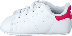 Stan Smith Crib Ftwr White/Bold Pink