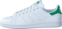 Stan Smith W White/Green