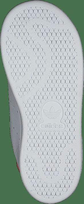 adidas Originals - Stan Smith Cf I Ftwr White/Bold Pink