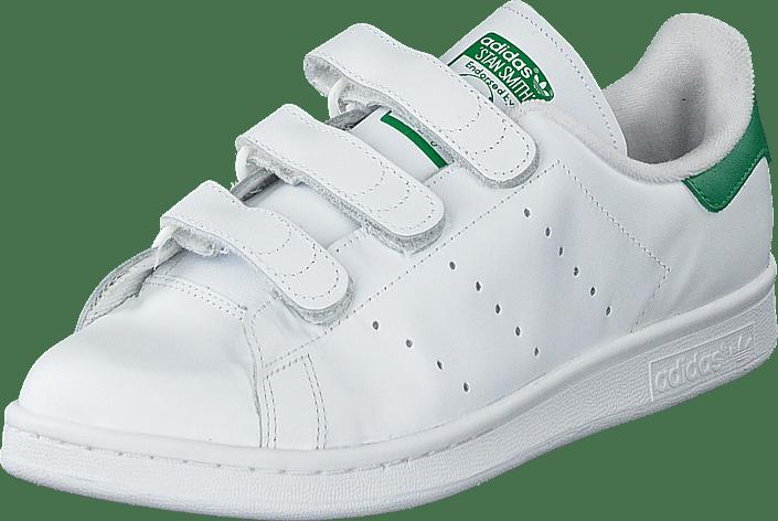 White div Hvide Og 00 Sportsko Stan White Sko Smith Adidas ftwr 53244 green Originals Online div Cf Ftwr Køb Sneakers wTvUxY6qF