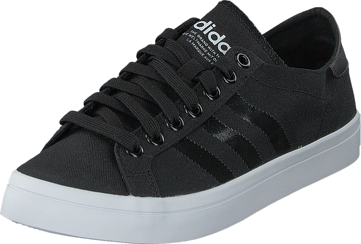 the best attitude 85b7a 92d17 adidas Originals - Courtvantage Core Black Ftwr White