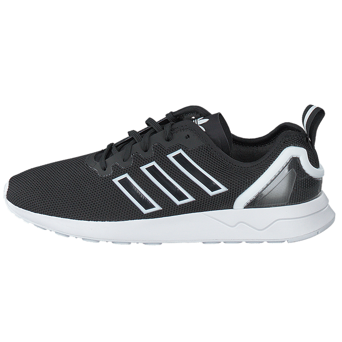 88b1723f ... low price kjøp adidas originals zx flux racer core black ftwr white  svart sko ef2e9 8acf6