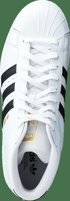 451599d0a50 Koop adidas Originals Pro Model Ftwr White/Core Black witte Schoenen ...