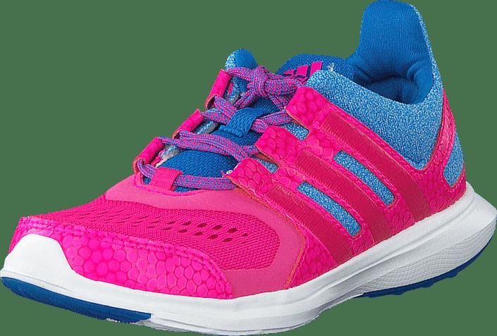 best service ea89f 9c344 adidas Sport Performance - Hyperfast 2.0 K Shock Blue Shock Pink Pink
