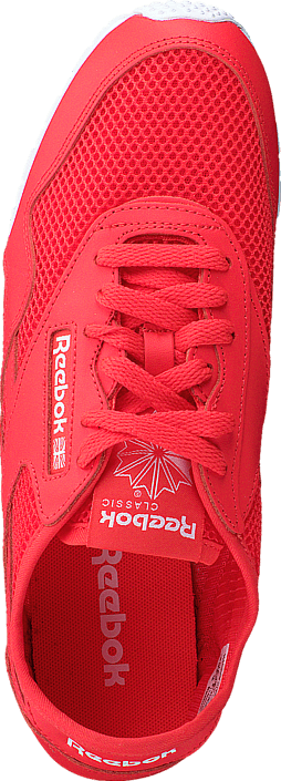 Reebok Classic - Cl Nylon Slim Mesh Laser Red/Atomic Red/White