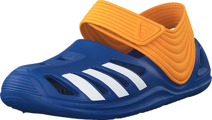 adidas Sport Performance - Zsandal C Eqt Blue/Ftwr White/Eqt Orange