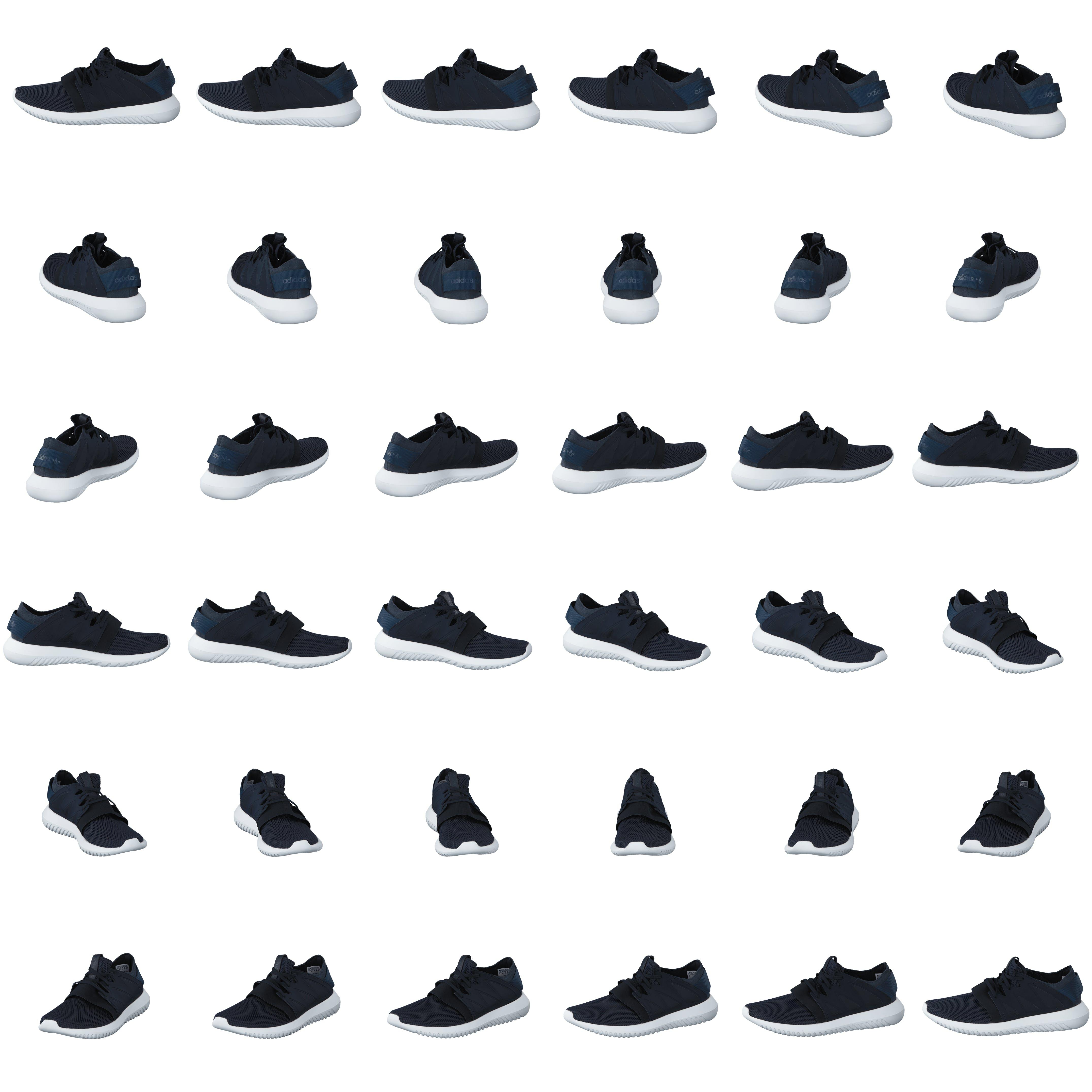 Adidas Tubular Viral 2 Women Shoes Core Black Ftwr White