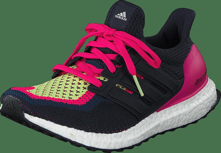 Billig Adidas Energy Boost Blå Løpesko Dame Online