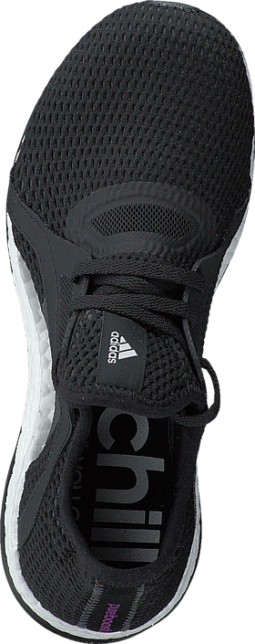 adidas Sport Performance - Pureboost X Core Black/Dgh Solid Grey