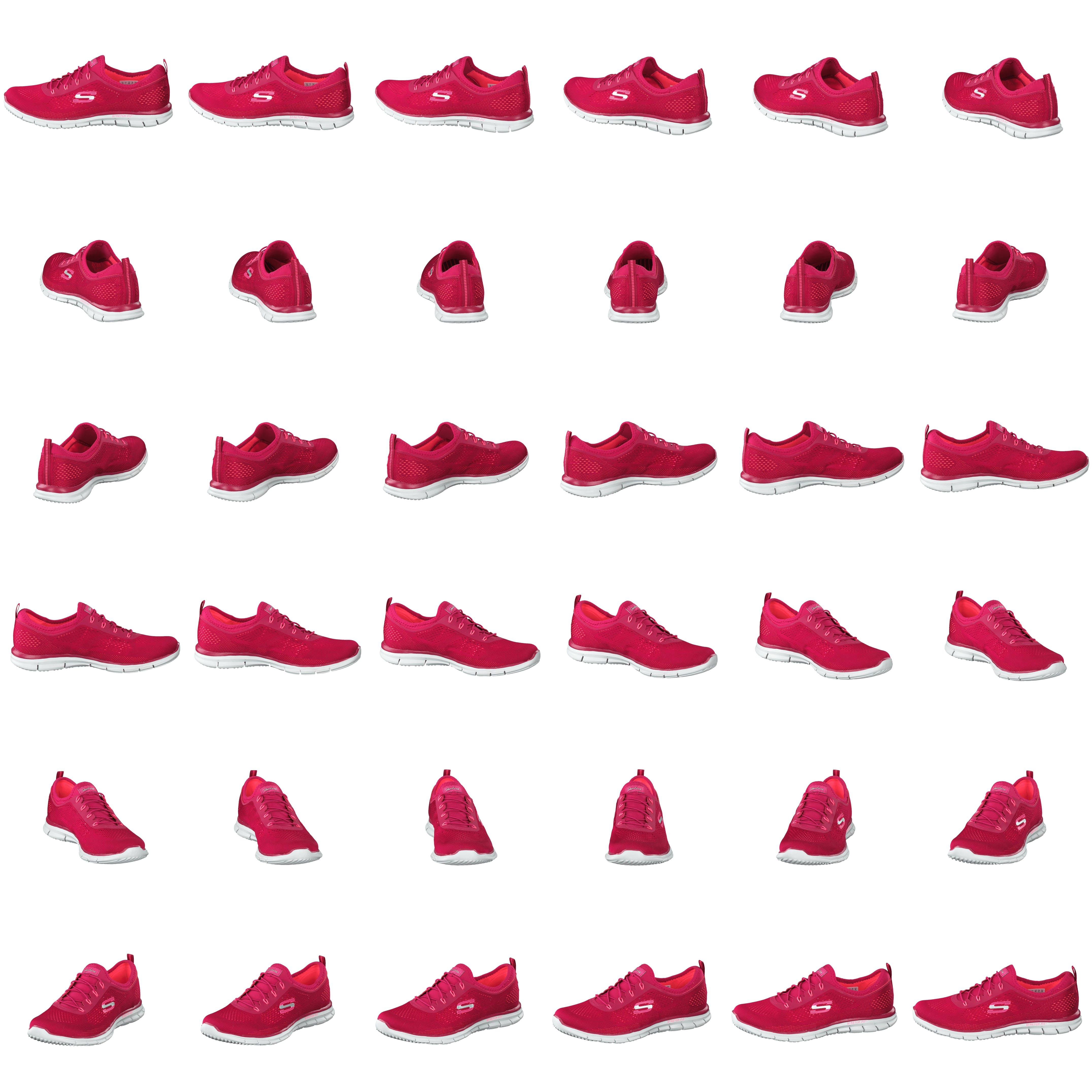 Kjøp Skechers 22709 RDPK sko Online | FOOTWAY.no