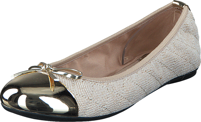 Buy Butterfly Twists Olivia Cream Linen Gold grey Shoes Online ... 1417fca92