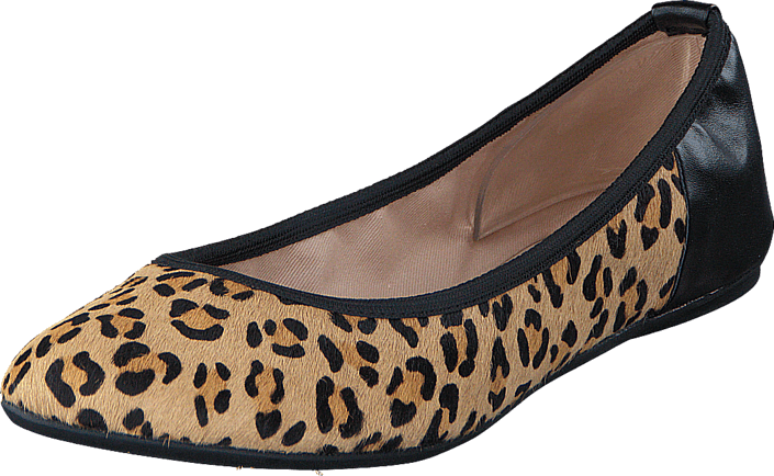 Vivienne Tan Leopard Pony