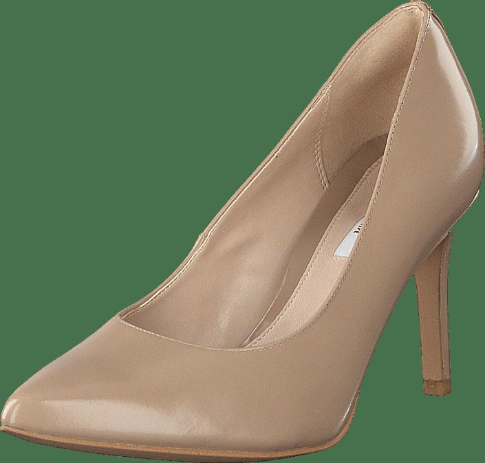 416aebd8c9f3 Køb Clarks Dinah Keer Sand Leather beige Sko Online