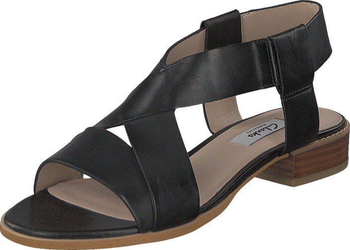 0ca09dc5a8eb6f Buy Clarks Bliss Meadow Black Leather brown Shoes Online