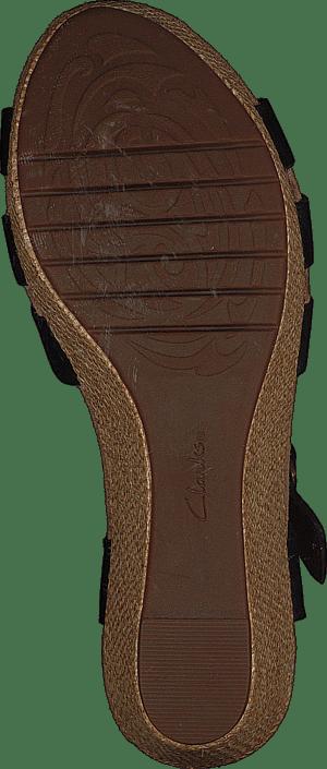 Clarks - Caslynn Harp Black Leather